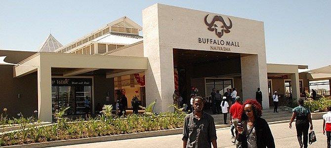 Buffalo Mall Naivasha